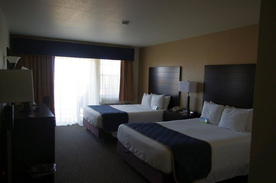 Days Inn & Suites Page Lake Powell: chambre