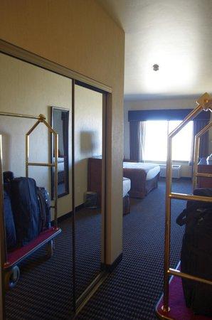 BEST WESTERN PLUS Bryce Canyon Grand Hotel: couloir dans la chambre