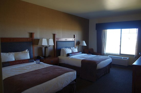 BEST WESTERN PLUS Bryce Canyon Grand Hotel: chambre