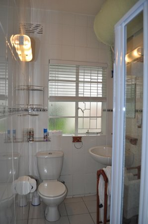 Brenwin Guest House: Bathroom