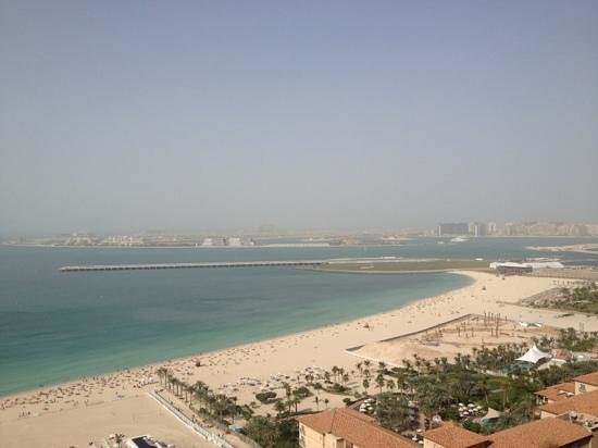 Movenpick Hotel Jumeirah Beach: executive room view