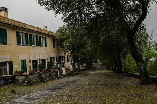 Hotel Ristorante Montallegro