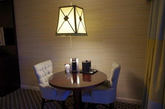 โรงแรมซีซาร์ พาเลส: coin repas