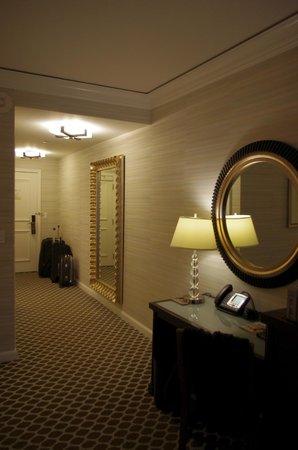 โรงแรมซีซาร์ พาเลส: entrée