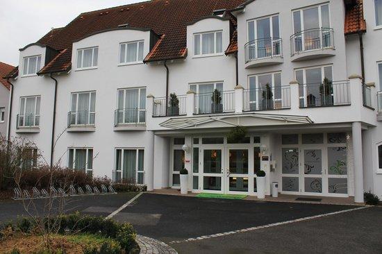 Landhotel Rugheim: Hotelansicht