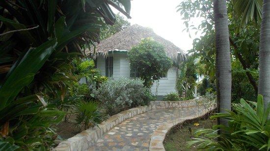 Samsara Cliffs Resort : Loft room w/ King bed