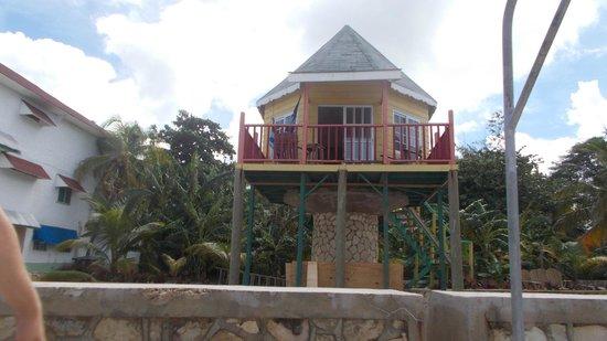 Samsara Cliffs Resort : Our room
