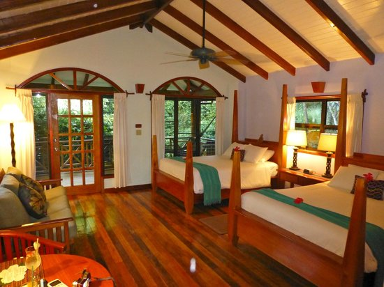 IAN ANDERSON'S CAVES BRANCH JUNGLE LODGE - Updated 2018 ...  |Belize Treehouse Accommodation Near Beach