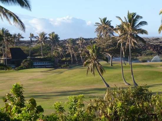 Sea Mountain: Golf course view from the pool