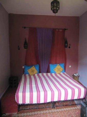 Ryad Bahia : Bedroom lila?