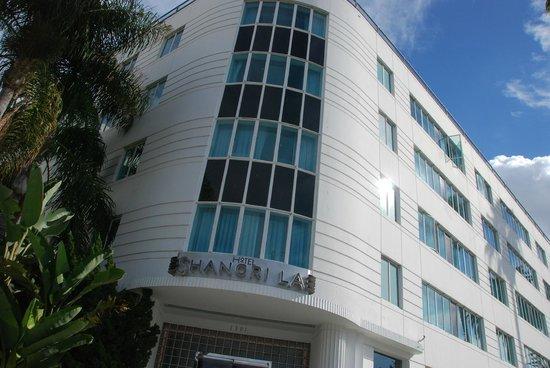 Hotel Shangri-La Santa Monica: façade hôtel