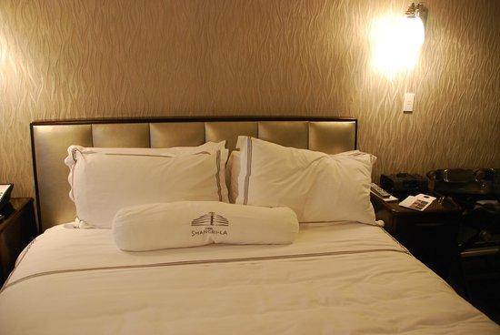 Hotel Shangri-La Santa Monica: chambre
