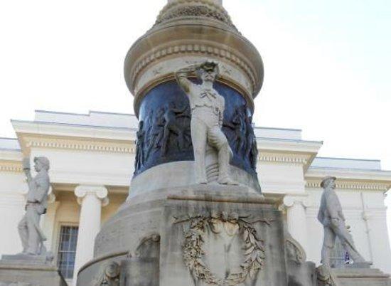 Confederate Monument: Confederate Seaman