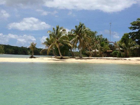 Erakor Island Resort & Spa: Island paradise