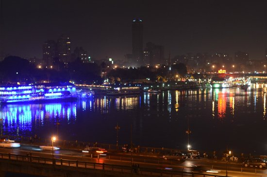 InterContinental Cairo Semiramis: Nile View