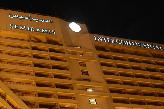 InterContinental Cairo Semiramis: Hotel