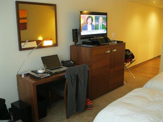 Grand Hotel Kempinski Geneva: Kempinski Room 2