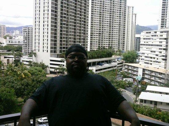 Aqua Palms Waikiki: nice stay