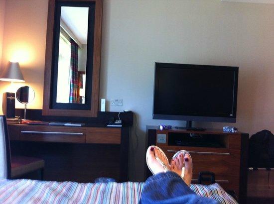 نورتون هاوس هوتل آند سبا: bedroom 