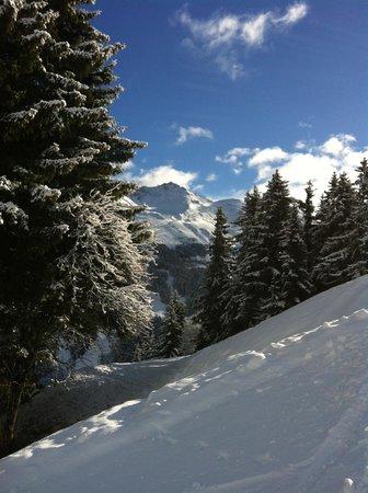 Chalet St. Joseph, Alpine Ethos: Enjoy the slopes!
