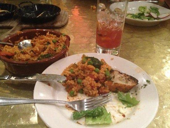 Barrio : Veggie Paella