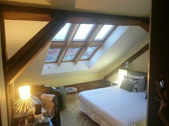 Eurostars Thalia Hotel: Room 417