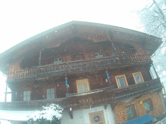 Stummerberg, Австрия: Bluebird Mountain Hostel