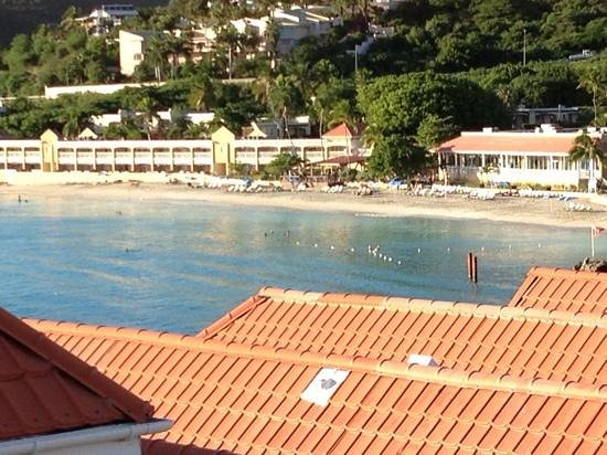 Divi Little Bay Beach Resort: swimmimg area