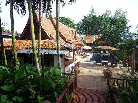 Seapines Villa Liberg: piscine