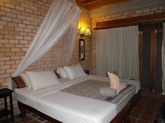 Seapines Villa Liberg: chambre