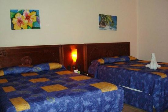 Sandos Caracol Eco Resort: Beds