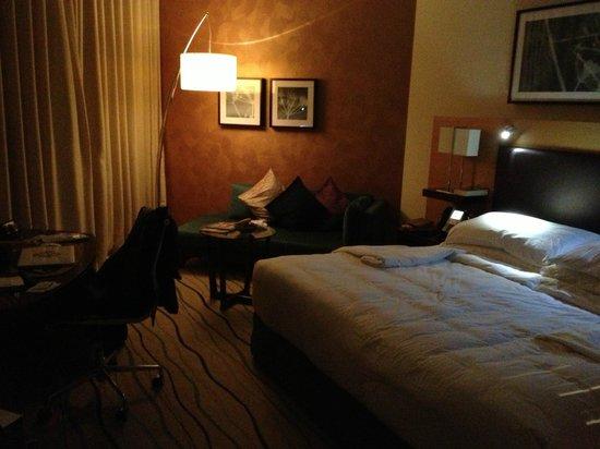 Movenpick Hotel Jumeirah Beach: Room 21st floor
