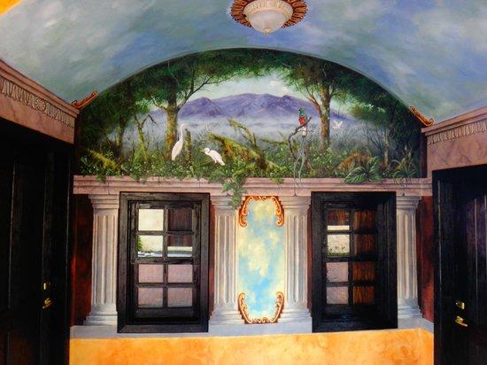 فالي إسكونديدو ريزورت جولف آند سبا: Mural