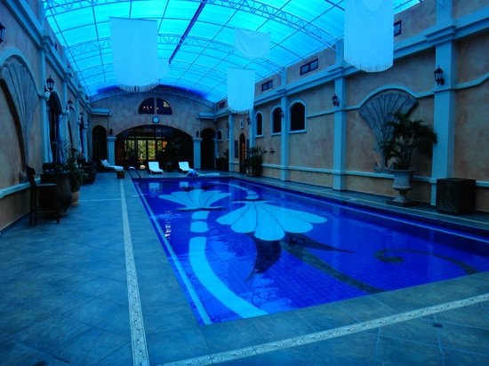 Valle Escondido Resort Golf & Spa: indoor pool