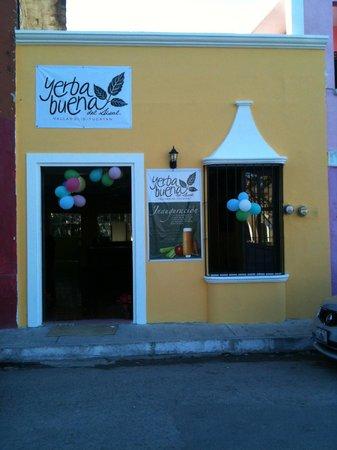Yerbabuena del Sisal Restaurante: La Yerbabuena Inauguración