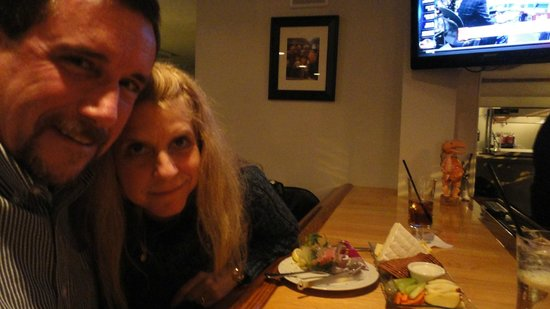 The Boon Island Ale House : Dinner in October 2012