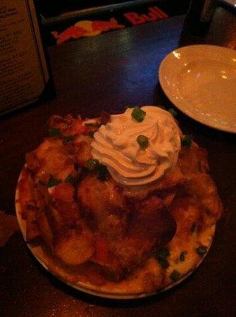 McMullan's Irish Pub: Irish nachos