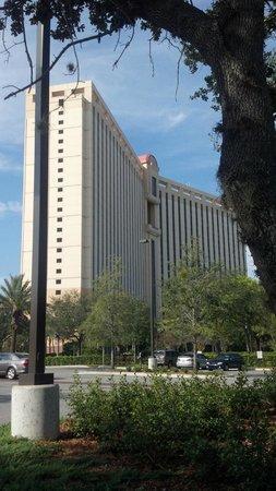羅森中心酒店照片