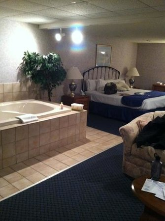 Zoders Inn & Suites: king suite room 375