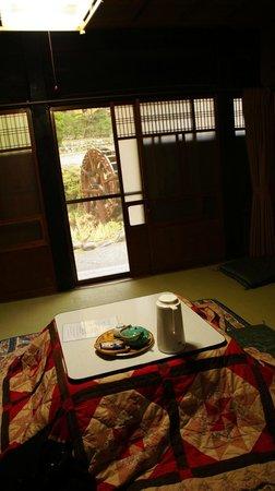 Nodaniya : notre chambre