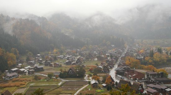 Nodaniya : le village