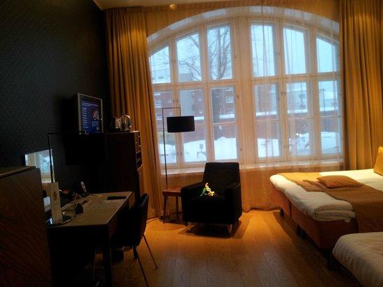 Hotel Katajanokka: Bedroom