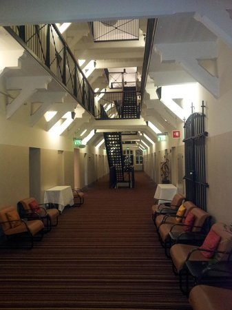 Hotel Katajanokka: Old prison part