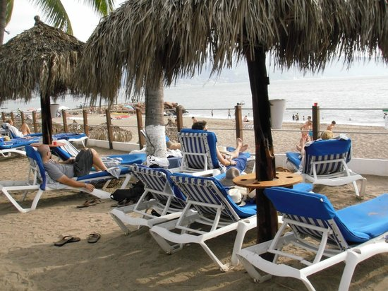 Meliá Puerto Vallarta All Inclusive: our daily routine