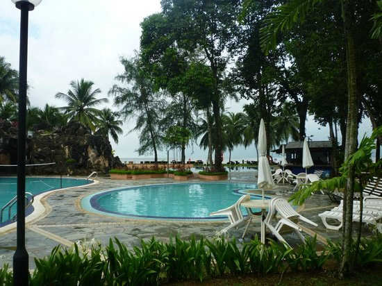 Legend Resort Cherating: Kids pool