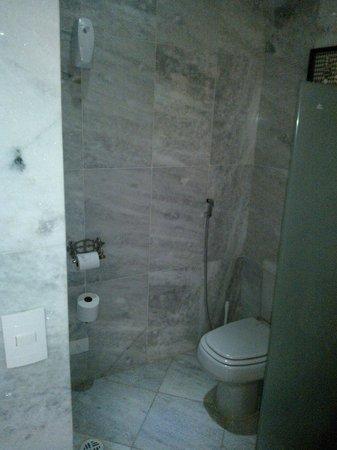 Casa Acayu: Banheiro do bangalô Rubi