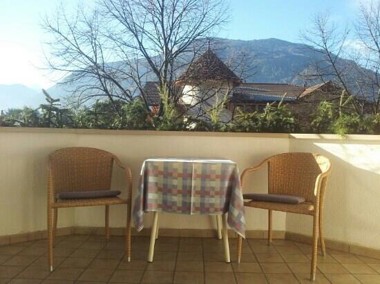 Sittnerhof Hotel: balconcino