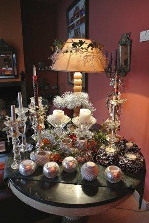 L'Ombre du Palais: Christmas details