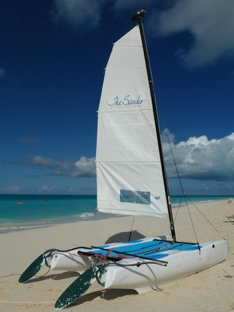 The Sands at Grace Bay: The Sands' Hobie Cat