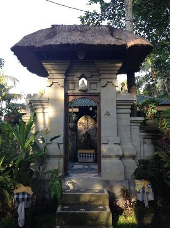 Alam Jiwa: Jatayu room entrance